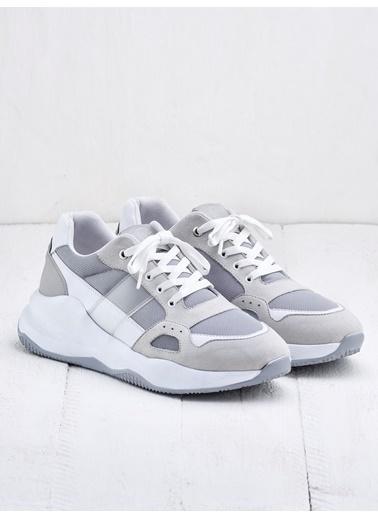 Elle Sneakers Gri